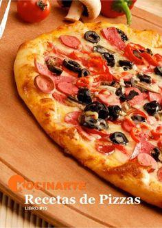 Libro de recetas de pizzas: