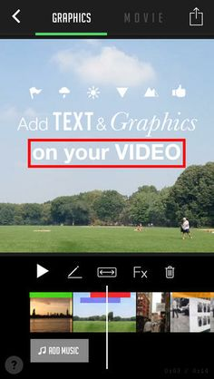 #Gravie is the fast and easy #video making app that lets you make amazing #videos at your fingertips