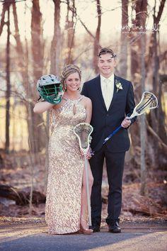 Prom Lacrosse,Ball - CW Seniors