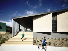 Image 1 of 16 from gallery of Birralee Primary School / Kerstin Thompson Architects. Photograph by Derwek Swalwell
