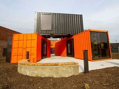 10 Best: Cool shipping-container conversions