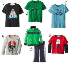 We got some great stuff from Zappos.com for Mason's Back to School wardrobe! #ZapposStyle #Sponsored #MC