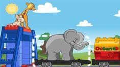 LEGO DUPLO Cartoon Mini Games For Kids - Fun And Play Animation Lego Edu...