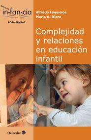 Portada deComplejidad  y relaciones en educación infantil