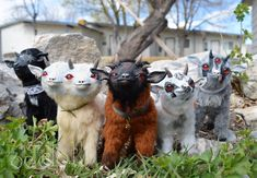 Demon Goats Group Photo - March by AliatheGhoul on DeviantArt