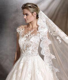 Pronovias > OFELIA - Princess style wedding dress