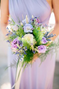 A Watters Wedding Dress for a Lavender and Lemons Inspired Wedding. Photography by Jo Bradbury.