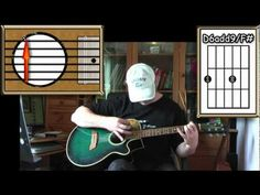 ▶ A Horse With No Name - America - Acoustic Guitar Lesson (Easy) - YouTube