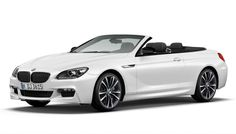 2014 BMW 6-Series Convertible Frozen Brilliant White Edition Announced