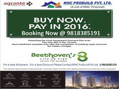 Get Agrante Beethoven 8 Residential project in Sector 107 Gurgaon. Agrante Builders offering ultra luxury Apartment in Gurgaon.  For More Information contact @ 9818385191