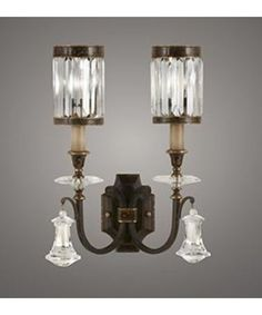 Fine Art Lamps 583050 Eaton Place 14 Inch Wall Sconce
