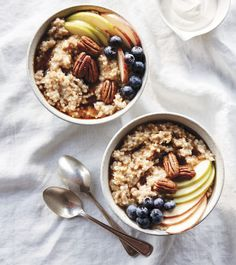 Brown Butter Steel Cut Oatmeal