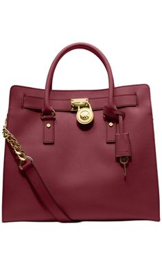 Take this Michael Kors tote from work to play #Sponsored