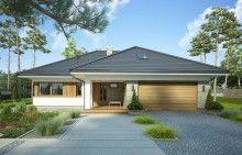 Miriam V - Dobre Domy Flak & Abramowicz Planer, Cribs, Arizona, House Plans, Layout, Construction, Outdoor Decor, Houses, Home Decor