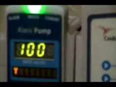Alaris Pump on BackPriming in preparation of IV Antibiotic as PiggyBack/secondary/Intermittent Nursing Pins, Icu Nursing, Nursing Notes, New Career, New Job, Critical Care Nursing, New Nurse, Medical Facts, Nursing Students