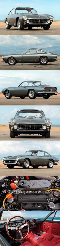 1963 Ferrari 250 GT Lusso / 4415 GT / grey / Italy