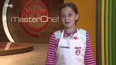 Cristina. 11 años. Madrid. @CristinaMCJ3 SUBSCRíBETE: https://www.youtube.com/c/MasterChefEspañaOficial Facebook: http://facebook.com/masterchefespana Twitte...