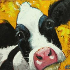 Cow by Roz