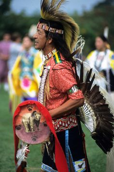Native American by Wisconsin Department of Natural Resources, via Flickr