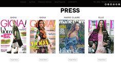 #AlphaStudio #fashion #press on http://www.francorossi.it/category/press/  Let's keep in touch!  #SS2015 #fashion #moda #elleitalia #marieclaireitalia #gioia #shooting #adv #florence #knitwear