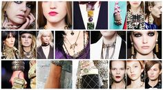 Tendência em Acessório Out/Inv 2017 Piercings, Sportswear, Fashion Accessories, Fashion Outfits, Chain, Clothes, Jewelry, Pendants, Fall Winter
