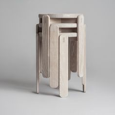 Lolly stacking stool