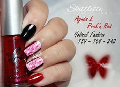 """SYONP #07: A """"old polishes only"""" skittlette! by I'm A Nail Art Addict!"""