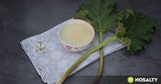 Rebarbaramártás recept képpel. Hozzávalók és az elkészítés részletes leírása. A rebarbaramártás elkészítési ideje: 20 perc Glass Of Milk, Food, Essen, Meals, Yemek, Eten