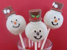 Christmas Cake Pops | Christmas Cake Pops 304 | Flickr - Photo Sharing!