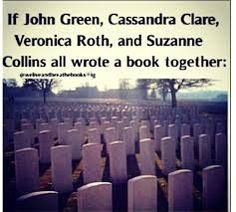 Aahhh my favourite authors and altogether. I am going to be on an emotional rollercoaster!