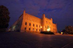Zamek w Lublinie - Widok od północnego-zachodu, fot. ZeroJeden, VIII 2005