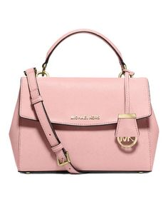Look at this #zulilyfind! Blossom Ava Small Leather Satchel #zulilyfinds