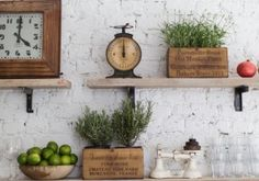6 vintage keukenspullen die handig en mooi zijn