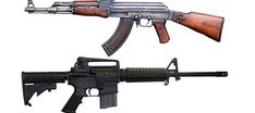 The AK-47 vs AR-15: Which Rifle is Better When SHTF?