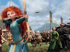 Veja trailer dublado de Valente, nova animação da Pixar
