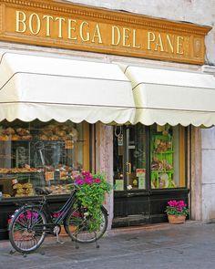 Bakery In Bassano Italy