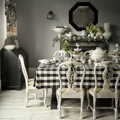 love black and white... all accent colors would be wonderful -