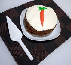 Tarta de zanahoria fácil