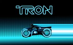 Tron by Omar Torres, via Behance