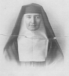 Unidentified Visitation Nun, Dubuque, IA.