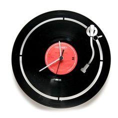 """Orologio DISCO TIME """"RECORD"""""""