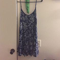 Thin straps! Cute dress Great condition! Fun summer dress Dresses
