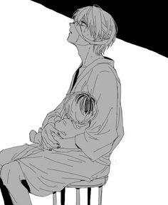 Itchi and Ryoki Kaneki, Manga T, Mpreg Anime, Ken Tokyo Ghoul, Anime Child, Fujoshi, Anime Guys, Anime Characters, Inuyasha