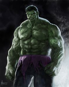 #Hulk #Fan #Art. (Angry Hulk) By: Alex Tuis aka Auis Zoff. (THE * 5 * STÅR * ÅWARD * OF: * AW YEAH, IT'S MAJOR ÅWESOMENESS!!!™)[THANK Ü 4 PINNING!!!<·><]<©>ÅÅÅ+(OB4E)