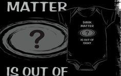 Dark Matter onesie by Samuel Sheats