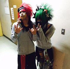 Mitsuki and Takemasa