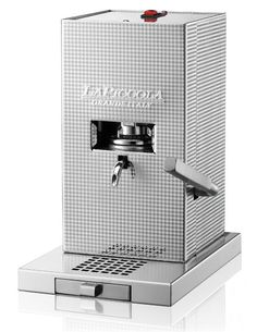 Piccola Coffee Espresso machine - Piccola La Piccola Perla maintains the same performance as the Piccola Piccola: professional quality espresso coffee, eco-awareness and economy in use, due to the choice of paper pods and its ultra-low energy consumption.