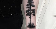 Just Pinned to Forests: etherealtattoos: by kristoffer don cash http://ift.tt/2sD0kuT