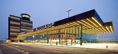 Aeroporto Lleida-Alguaire | b720 Fermín Vázquez Arquitetos