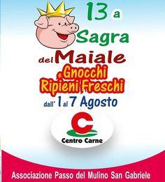 Sagra del Maiale e degli Gnocchi Ripieni Freschi - Sant' Egidio| Eventi Teramo ⠀ #eventiteramo #eventabruzzo #amazing #art #awesome #baby…